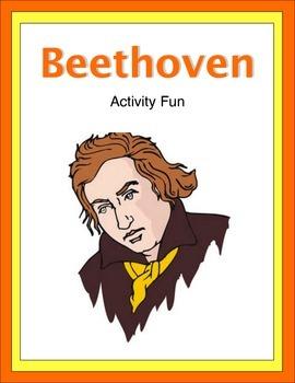 Beethoven Activity Fun