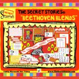 "SECRET STORIES® ""Beethoven Blends"" Phonics Posters/ Blends"