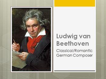 Beethoven - Composer Mini Lesson