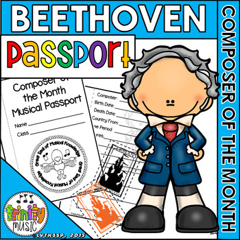 Beethoven Passport (Composer of the Month)