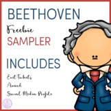 Beethoven Sampler Freebie