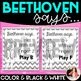 Beethoven Says! {RH, LH, Finger Numbers, and Piano Keys Re