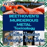 Beethoven's Murderous Metal Toxicology Legends and Lore Se