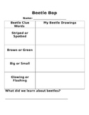 Beetle Bop Graphic Organizer