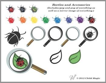 Beetle Clip Art