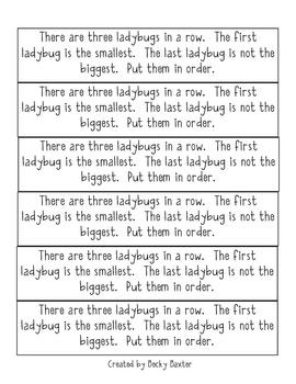 Beetles Math and Literacy Unit