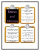 Beverly Cleary BEEZUS AND RAMONA - Discussion Cards