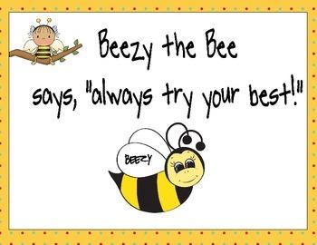 Beezy Award Set