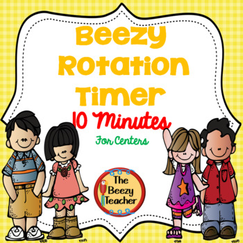 Beezy Rotation Timer 10 Minutes