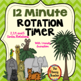 Beezy Rotation Timer 12 Minutes