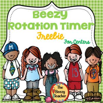Beezy Rotation Timer Freebie