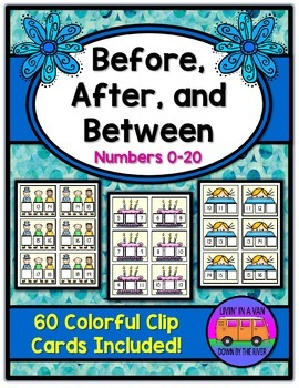 Before, After, and Between: Number Order 0-20