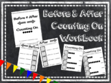 Before & After and Counting On Workbook
