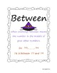 Before, Between, After - Halloween Theme - Easy Prep game and Printables