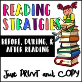 Before, During, & After Reading Strategies