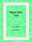 """Before, During, After reading unit for Alice Walker's """"Everyday Use"""""""