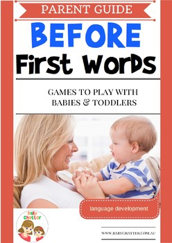 Before First Words