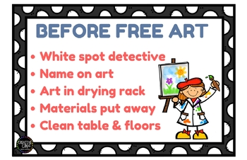 Before Free Art