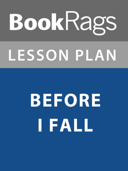 Before I Fall Lesson Plans