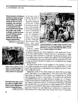 Before Mockingbird - Civil War Era Anchor Text
