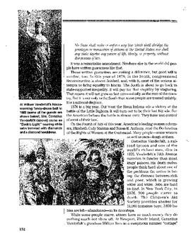 Before Mockingbird - Racial Segregation Era Anchor Text