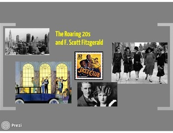 Before Reading: Cultural Introduction to Gatsby, Fitzgerald, and the 20s
