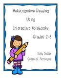 Before Reading: Metacognitive Strategy for Interactive Notebooks