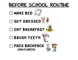 Before School Routine