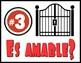 Before You Speak - 3 Gates Visual in Spanish - Personal & Social Responsibility!
