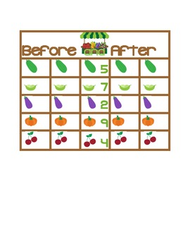 Before and After Math Game