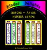 Before and After Number Strips