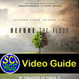 Before the Flood - National Geographic Video Movie Guide Worksheet DiCaprio