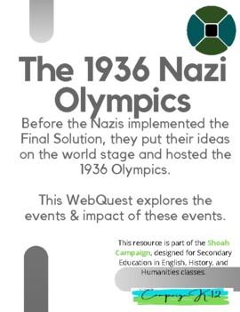 Before the Holocaust: The Nazi Olumpics