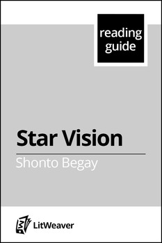 """Begay, Shonto. """"Star Vision""""  (Reading Guide)"""