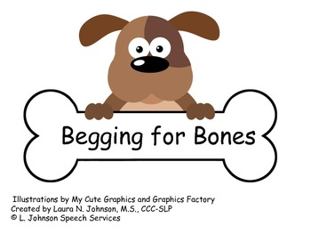 Begging for Bones:  Multilevel Antonyms Game