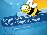 Begin Subtracting 2 Digit Numbers