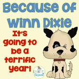 First Week of School Activities with Winn Dixie