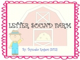Begining Sounds and Letters Farm