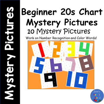Beginner 20s Chart Mystery Pictures {10 PICTURES}