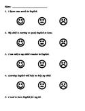 Beginner Adult English Inventory