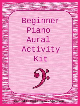 Beginner Aural Activity Kit