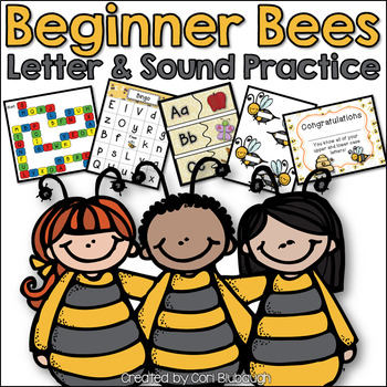 Beginner Bees - Letter and Sound Recognition Program