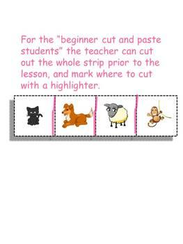 Beginner Cut & Paste