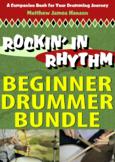 Beginner Drummer Bundle - DRUMMING COURSE FOR BEGINNERS