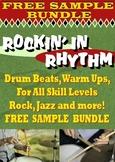 Rockin' in Rhythm - FREE SAMPLE BUNDLE - Essential Drummin