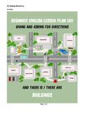 Beginner EFL/ESL Lesson Plan-Asking for and Giving Directi