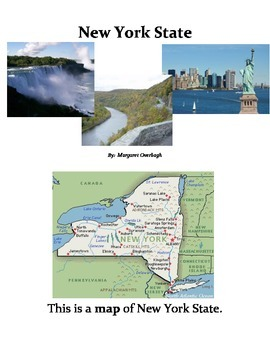 Beginner ELL Book on New York State