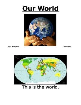 Beginner ELL Book on World Geography