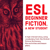 Beginner ESL Fiction. A New Student. Using Vocabulary from