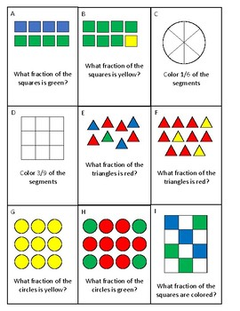 Beginner Fraction Concepts